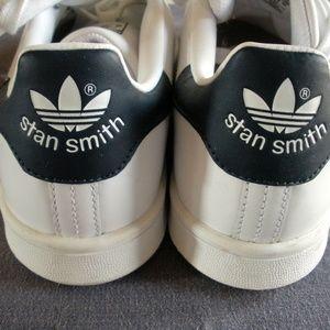 Adidas Original Stan Smith White/Navy Sneakers